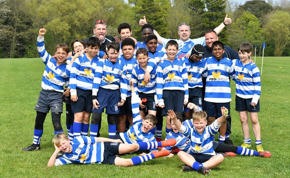 PBS Sponsor Wanstead RFC.